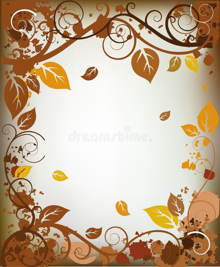 πλαίσιο φθινοπώρου
