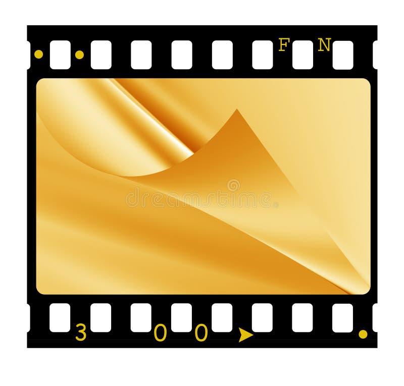 πλαίσιο φωτογραφικών διαφανειών 35mm στοκ εικόνα με δικαίωμα ελεύθερης χρήσης
