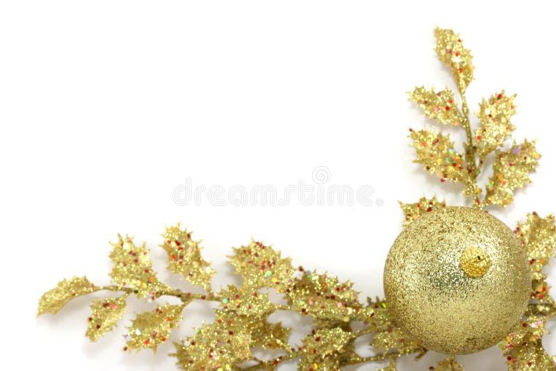 πλαίσιο Χριστουγέννων χρ&up στοκ εικόνες