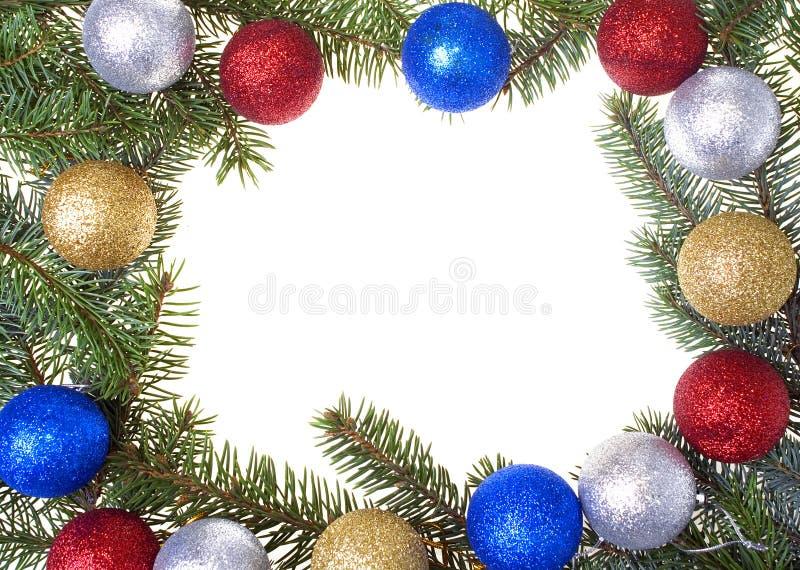Download πλαίσιο Χριστουγέννων στοκ εικόνες. εικόνα από χαρά, broderic - 1546982