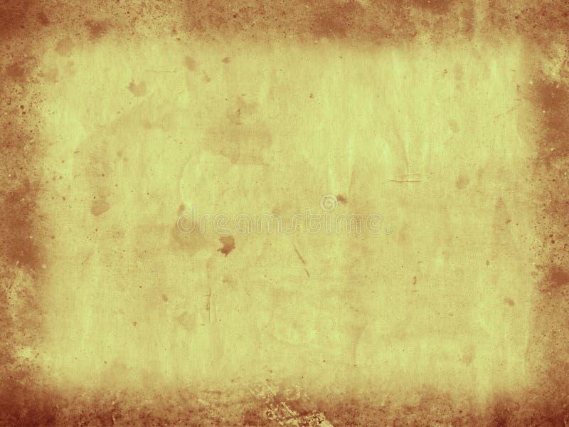 Πλαίσιο Grunge στοκ εικόνα με δικαίωμα ελεύθερης χρήσης