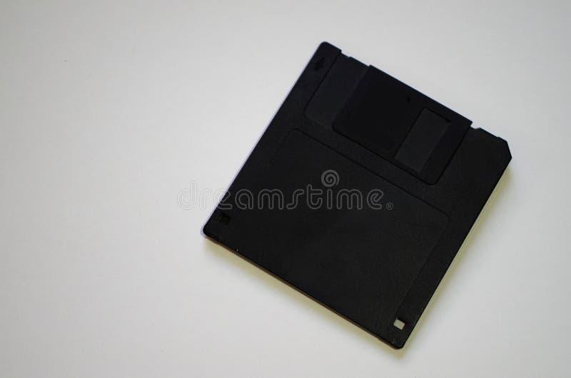 Πλαδαρός αναδρομικός δίσκος 3 υπολογιστών 5 ίντσες παλαιού techonology στοκ εικόνα