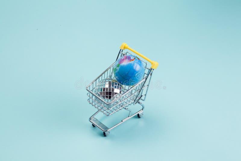 Πλανήτης Γη Disco για την πώληση στοκ εικόνες