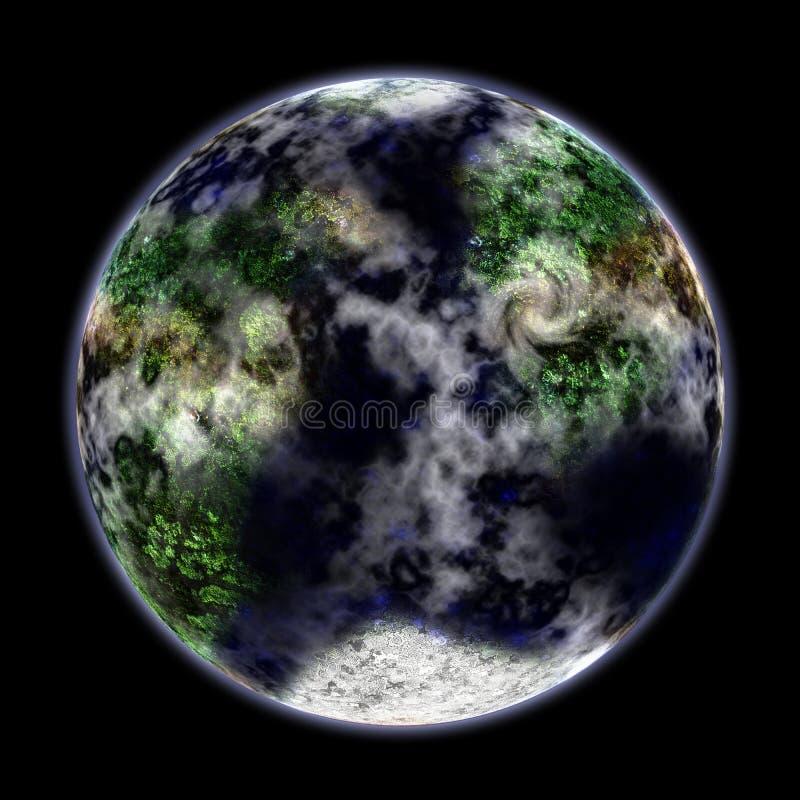 πλανήτης επίγειος απεικόνιση αποθεμάτων