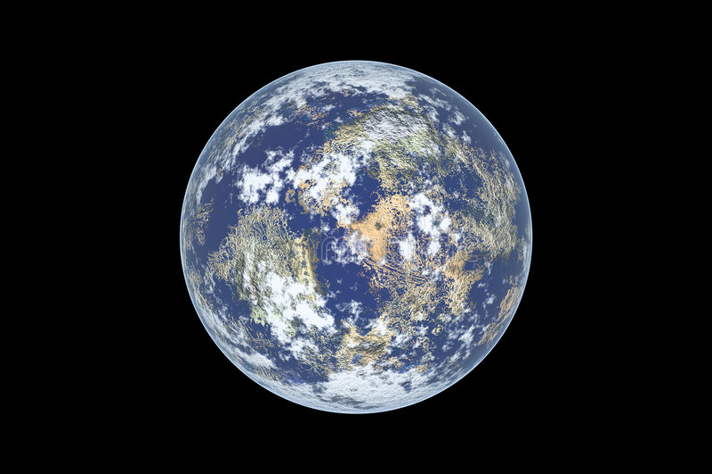 πλανήτης διανυσματική απεικόνιση