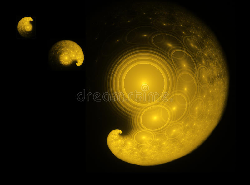 πλανητικό σύστημα διανυσματική απεικόνιση