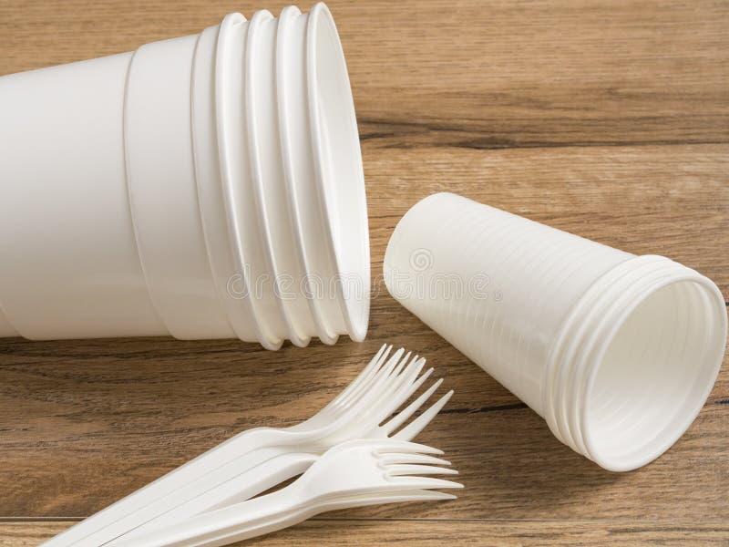 Πλαστικά εμπορεύματα στοκ εικόνα
