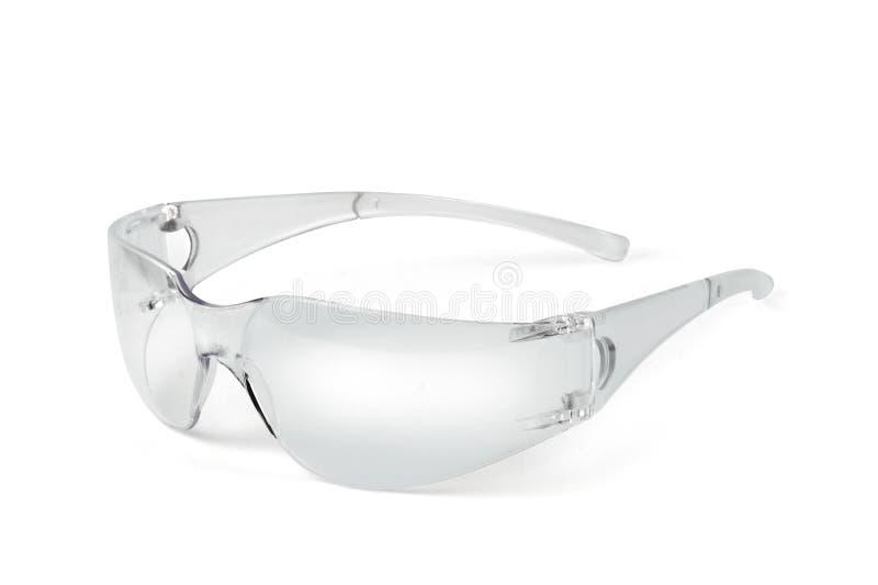 πλαστική ασφάλεια γυαλ&i στοκ φωτογραφίες