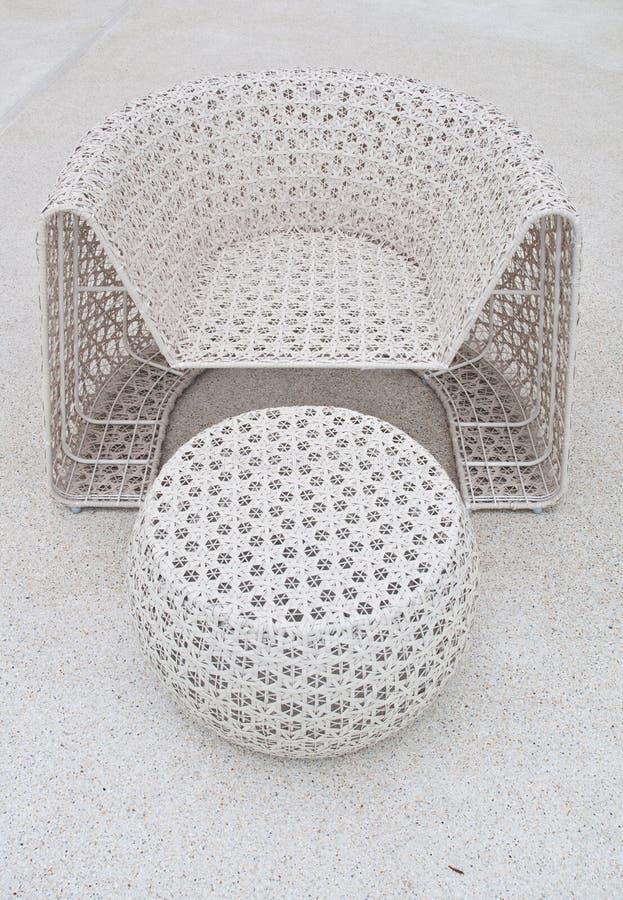 πλαστική επιτραπέζια ύφαν&sigma στοκ εικόνες