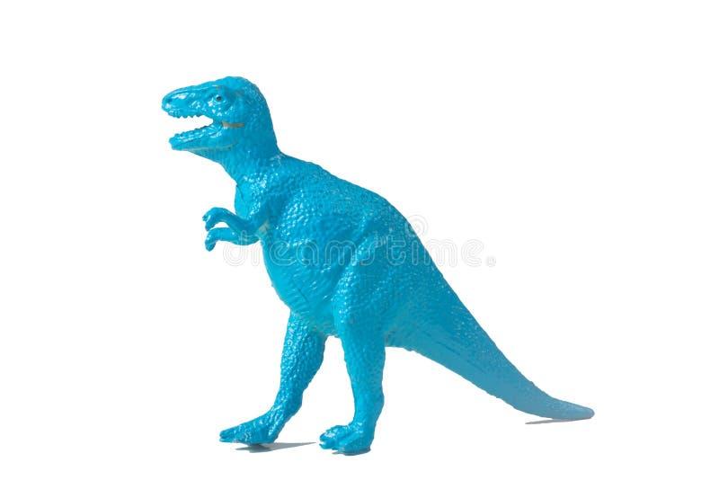 Πλαστικός δεινόσαυρος στοκ φωτογραφίες με δικαίωμα ελεύθερης χρήσης