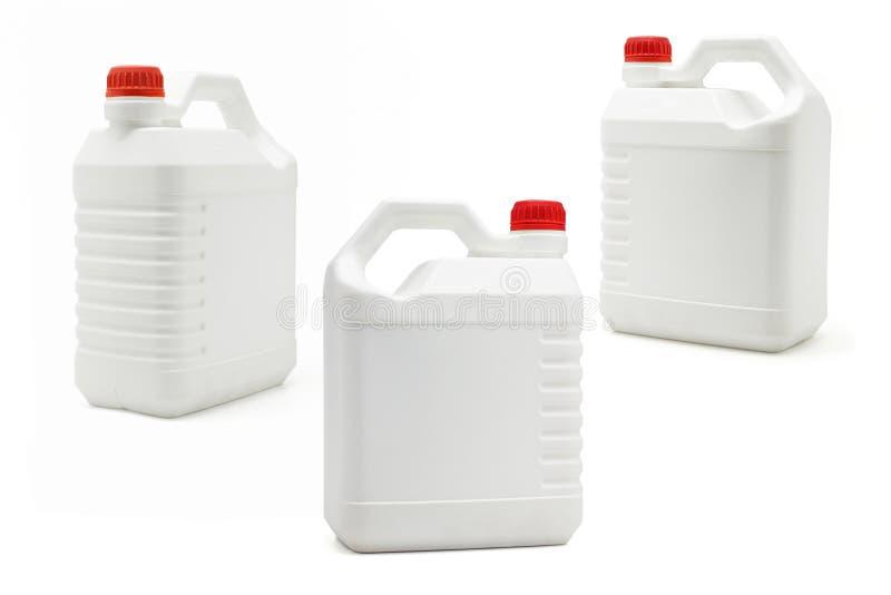 πλαστικό λευκό εμπορευ στοκ εικόνες με δικαίωμα ελεύθερης χρήσης