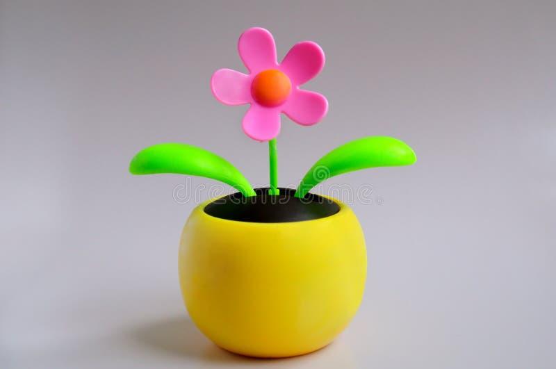 πλαστικό λουλουδιών στοκ εικόνες