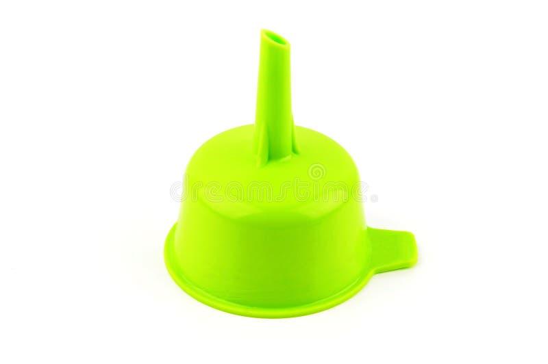 Πλαστικό πετρέλαιο funner στοκ φωτογραφία με δικαίωμα ελεύθερης χρήσης