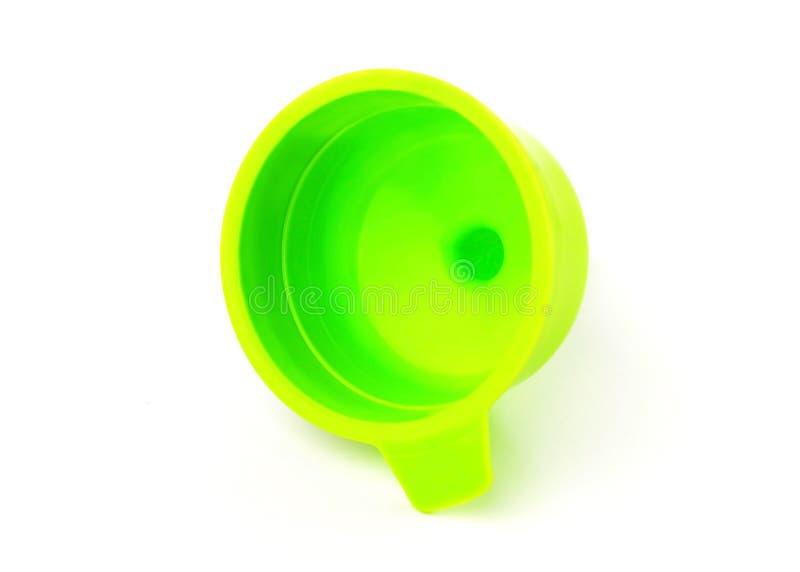 Πλαστικό πετρέλαιο funner στοκ εικόνες