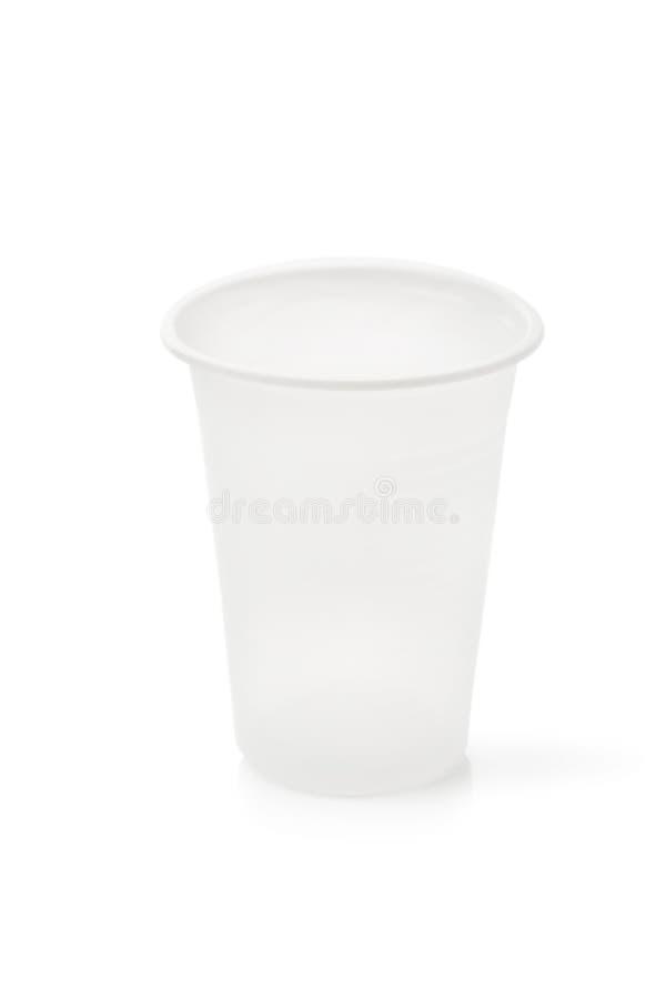 πλαστικό φλυτζανιών στοκ φωτογραφίες