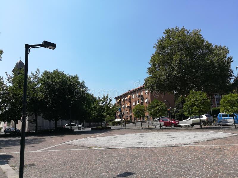 Πλατεία Ιταλία στοκ φωτογραφίες με δικαίωμα ελεύθερης χρήσης