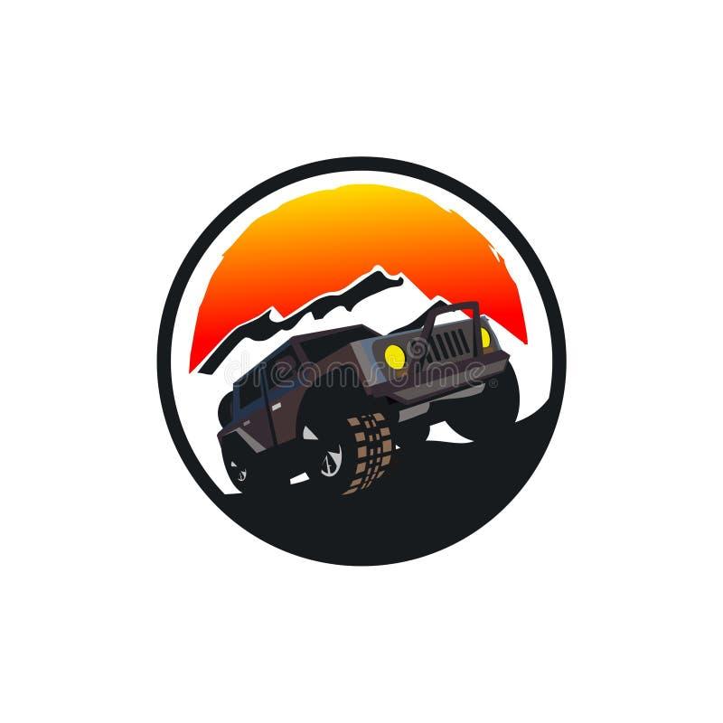 Πλαϊνό vecto σχεδίου οχημάτων ελεύθερη απεικόνιση δικαιώματος