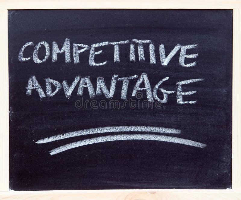 πλεονέκτημα ανταγωνιστι& στοκ φωτογραφίες με δικαίωμα ελεύθερης χρήσης