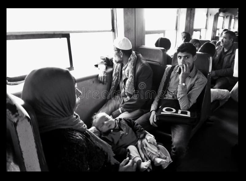 Πλευρά ανθήρων του σιδηροδρόμου στην Αίγυπτο στοκ φωτογραφία με δικαίωμα ελεύθερης χρήσης