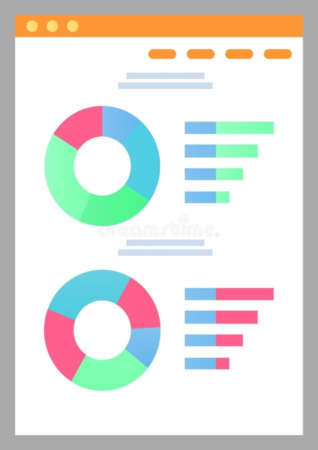 Πληροφορίες Crowdfunding για την επίδειξη, ρυθμοί ανάπτυξης ελεύθερη απεικόνιση δικαιώματος