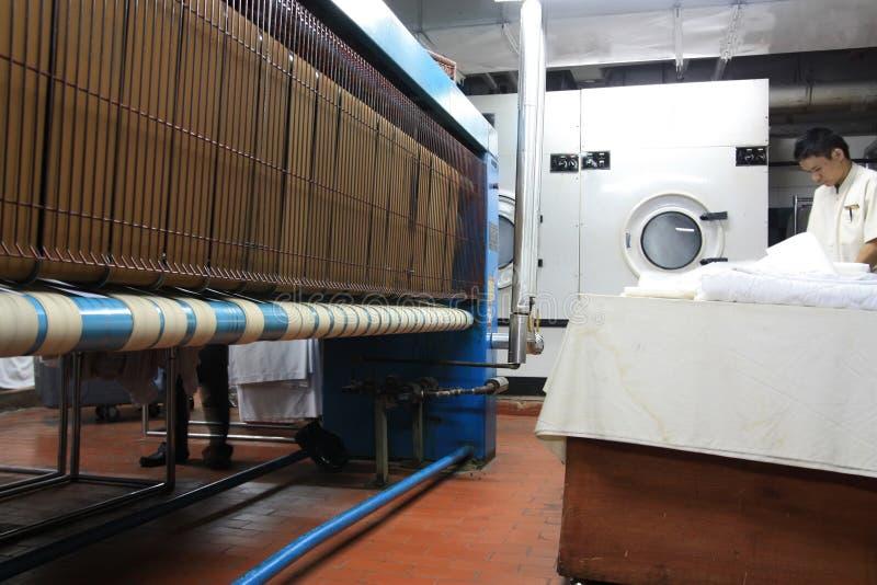πλυντήριο βιομηχανίας στοκ εικόνες με δικαίωμα ελεύθερης χρήσης