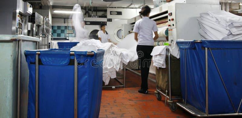 πλυντήριο βιομηχανίας στοκ φωτογραφία με δικαίωμα ελεύθερης χρήσης