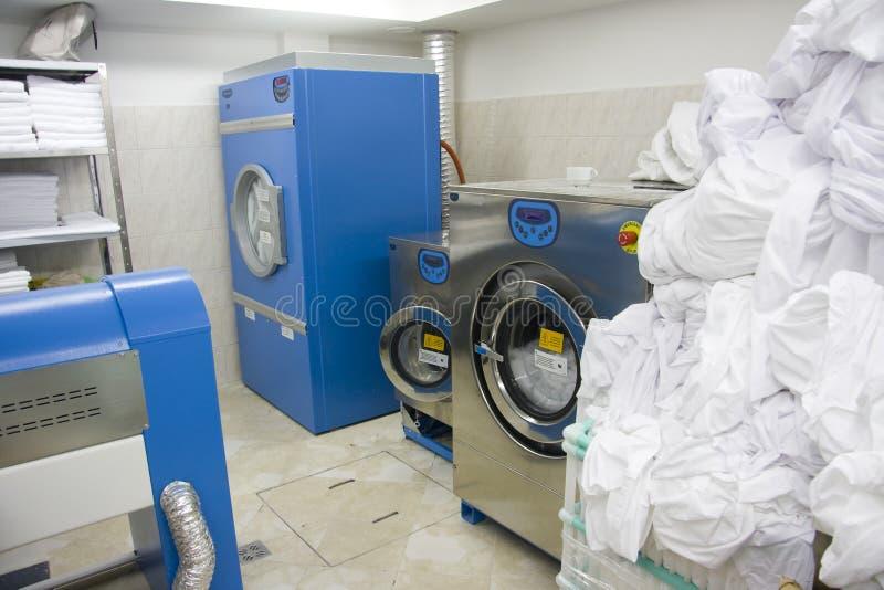πλυντήριο στοκ εικόνα