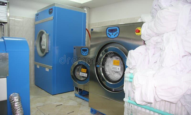πλυντήριο στοκ φωτογραφία