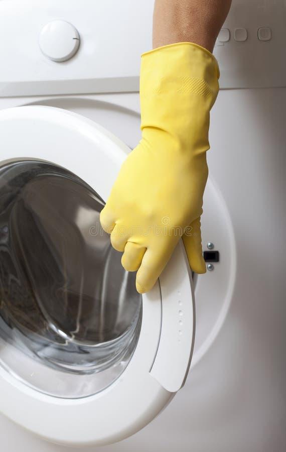 πλύση μηχανών χεριών στοκ εικόνες