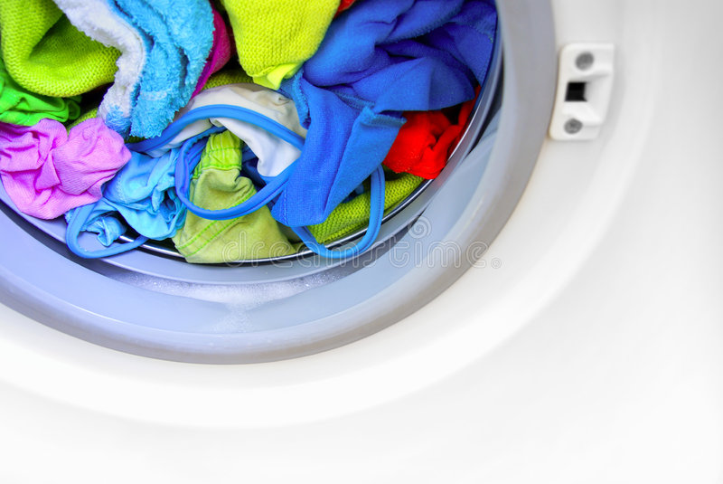πλύση μηχανών στοκ φωτογραφία με δικαίωμα ελεύθερης χρήσης