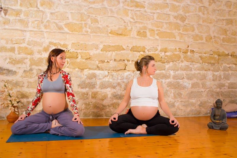 Πνευματική εγκυμοσύνη στοκ φωτογραφία με δικαίωμα ελεύθερης χρήσης