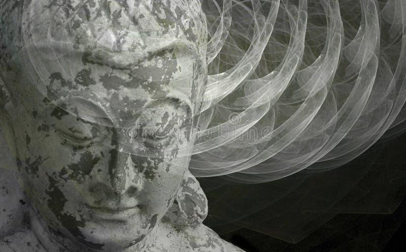 πνεύματα του Βούδα απεικόνιση αποθεμάτων