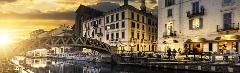 Πνεύμα του Μιλάνου, Ιταλία στοκ εικόνες με δικαίωμα ελεύθερης χρήσης