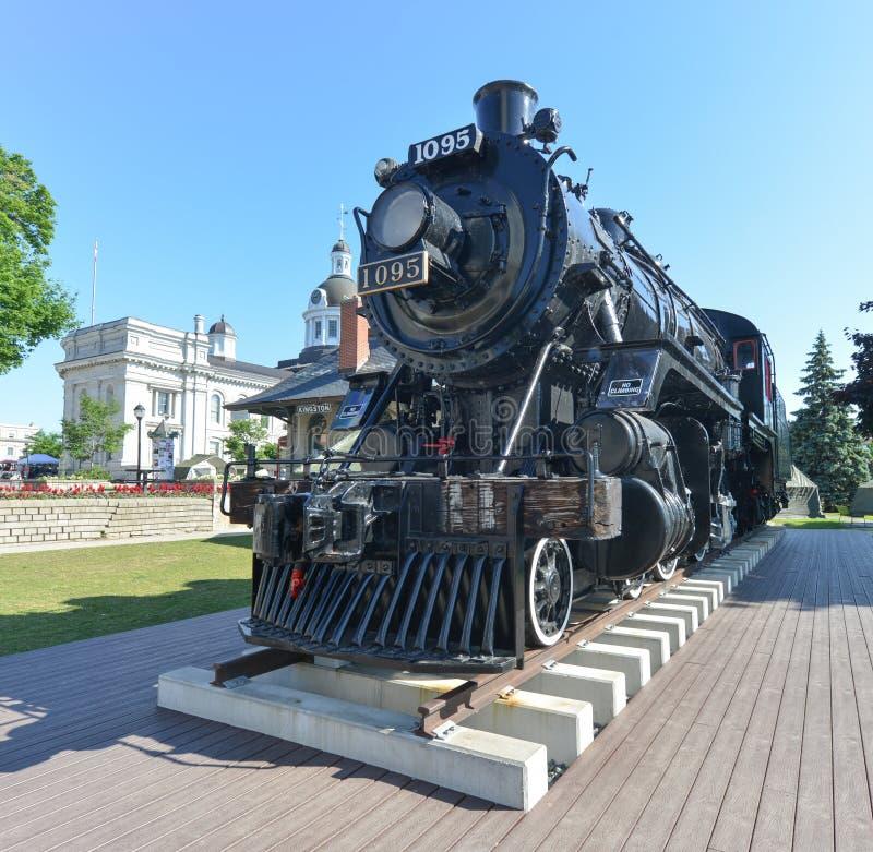 Πνεύμα του Sir John Locomotive, Κίνγκστον, ΕΠΑΝΩ στοκ εικόνες