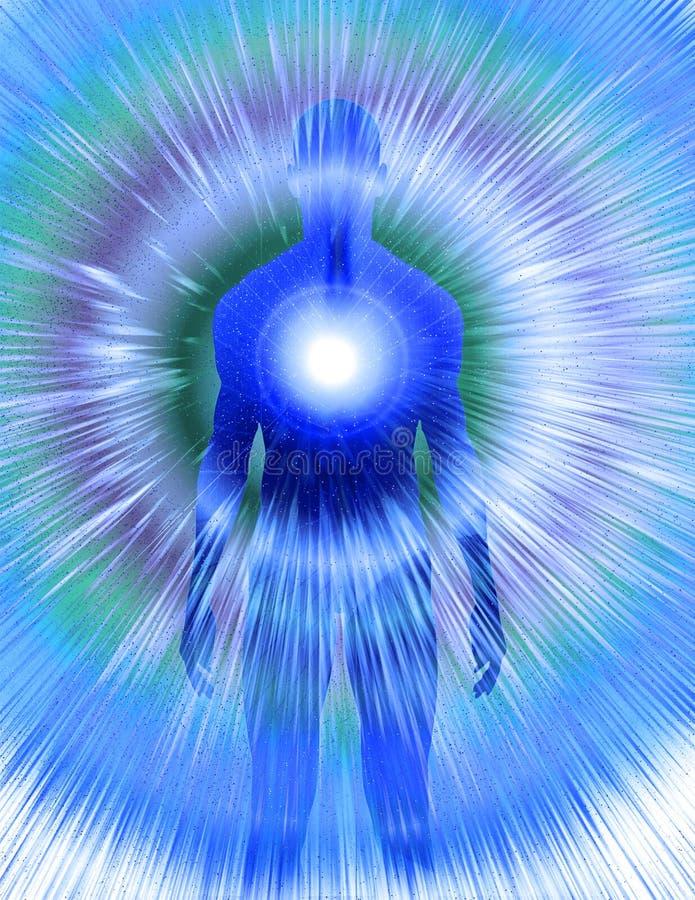 πνεύμα διανυσματική απεικόνιση