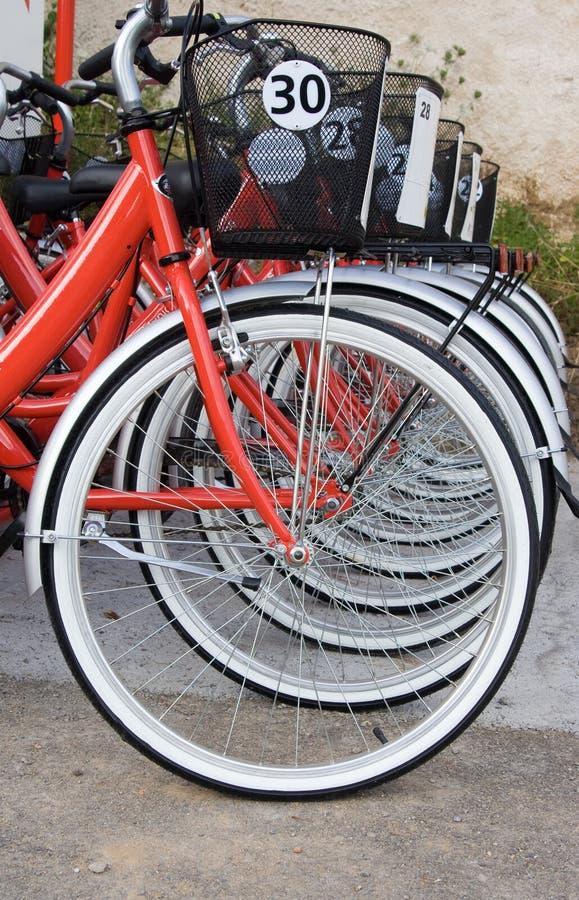 ποδήλατα στοκ φωτογραφία
