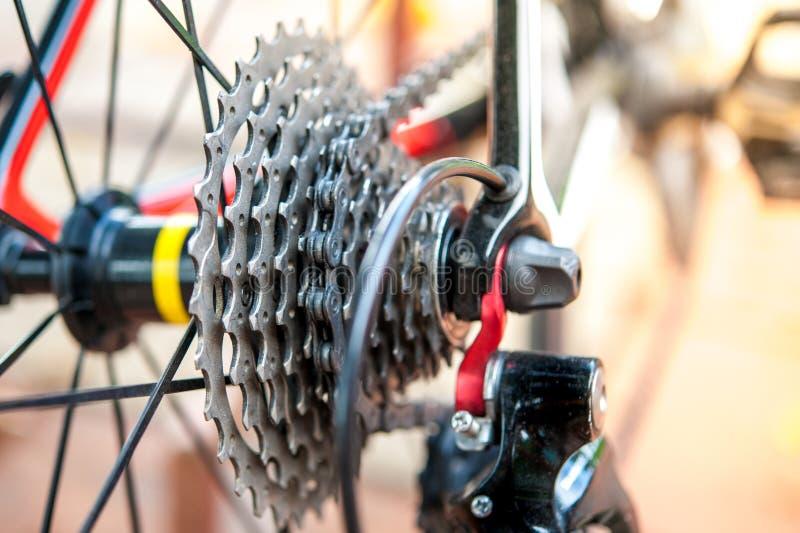 Ποδήλατο αθλητικών βουνών στοκ φωτογραφία με δικαίωμα ελεύθερης χρήσης