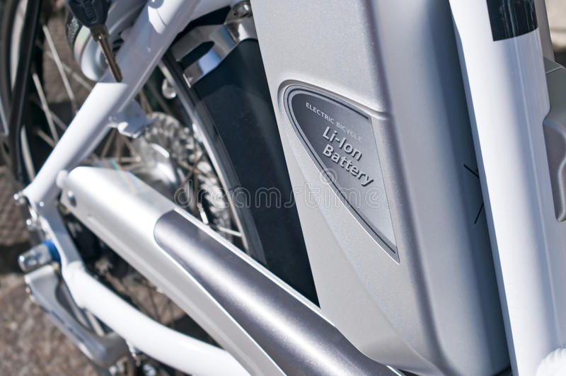 ποδήλατο ηλεκτρικό στοκ φωτογραφίες με δικαίωμα ελεύθερης χρήσης
