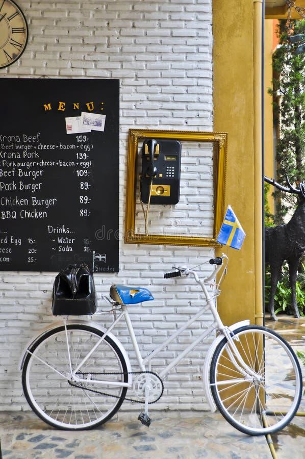 ποδήλατο σουηδικά στοκ εικόνες