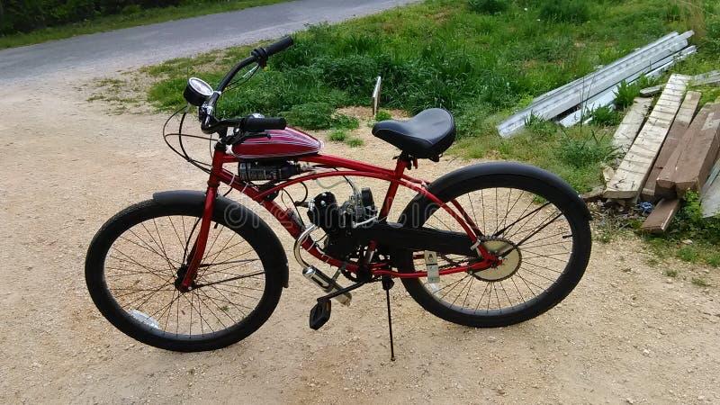 Ποδήλατο συνήθειας στοκ φωτογραφία