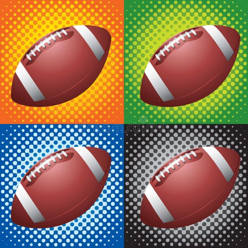 ποδόσφαιρα ημίτοά ελεύθερη απεικόνιση δικαιώματος