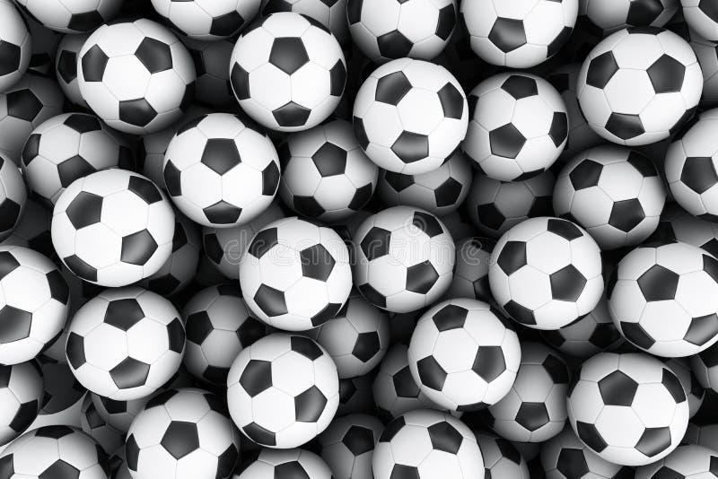 Download ποδόσφαιρα απεικόνιση αποθεμάτων. εικονογραφία από άσπρος - 13180011