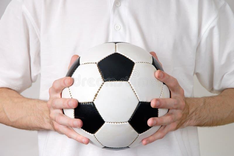ποδόσφαιρο έννοιας στοκ εικόνες