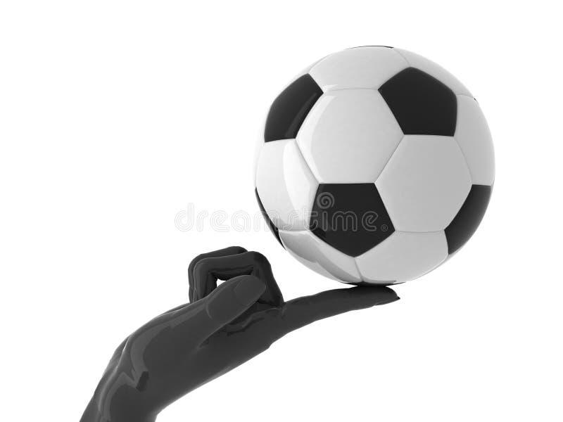 Ποδόσφαιρο για σας. στοκ εικόνες