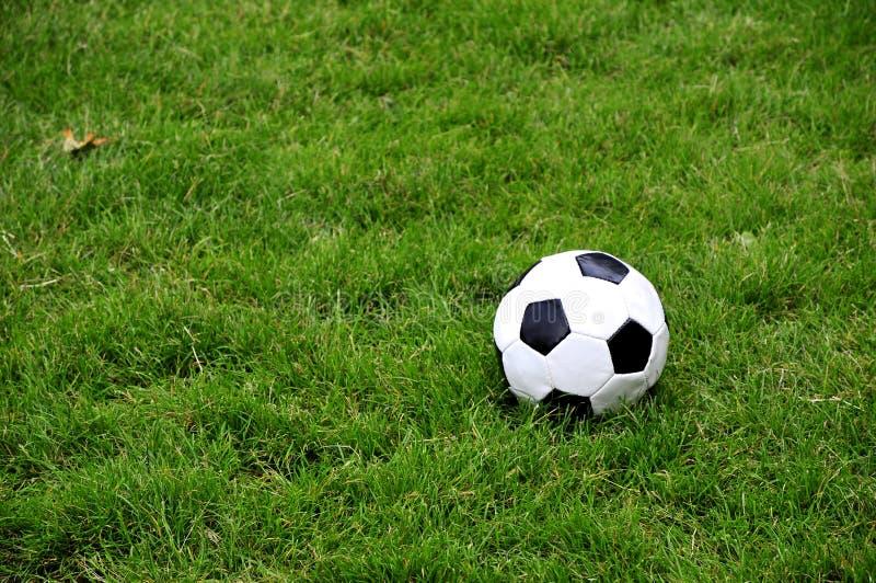 ποδόσφαιρο ποδοσφαίρο&upsil στοκ φωτογραφία