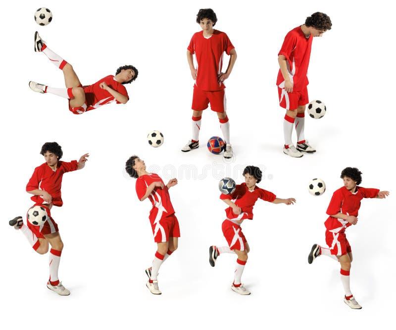 ποδόσφαιρο ποδοσφαιρι&sig στοκ εικόνες