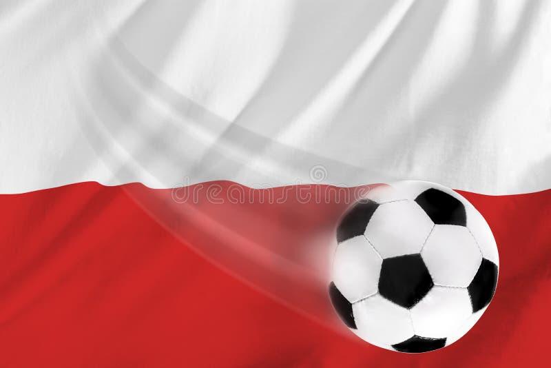 ποδόσφαιρο της Πολωνίας ελεύθερη απεικόνιση δικαιώματος