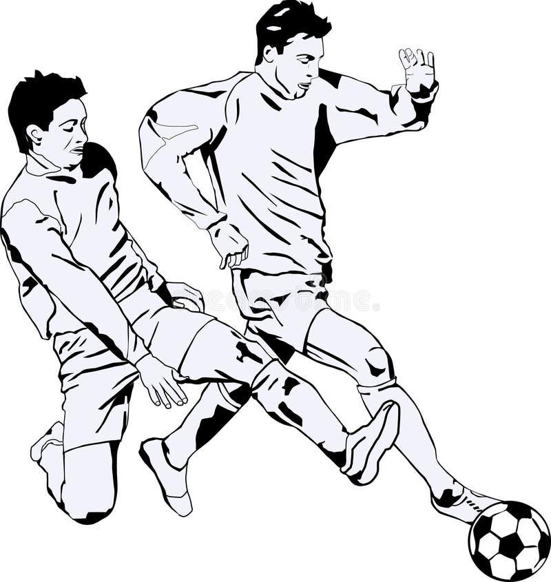 ποδόσφαιρο ελεύθερη απεικόνιση δικαιώματος