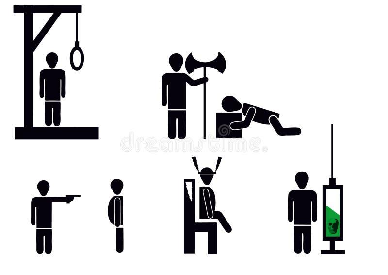 Ποινή του θανάτου ελεύθερη απεικόνιση δικαιώματος