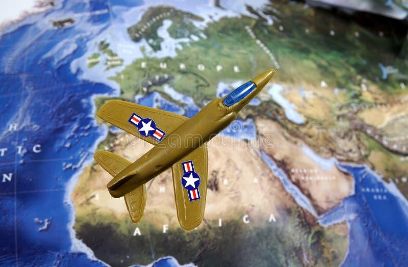 πολεμική αεροπορία στοκ εικόνα με δικαίωμα ελεύθερης χρήσης